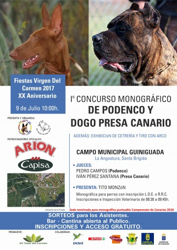 cartel expo_canina