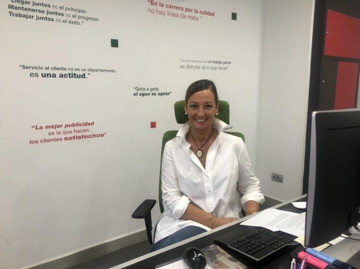 Paz Amil, directora de RR HH de Grupo Capisa